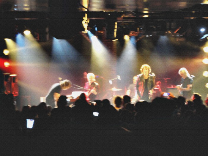 Concert des Zombies