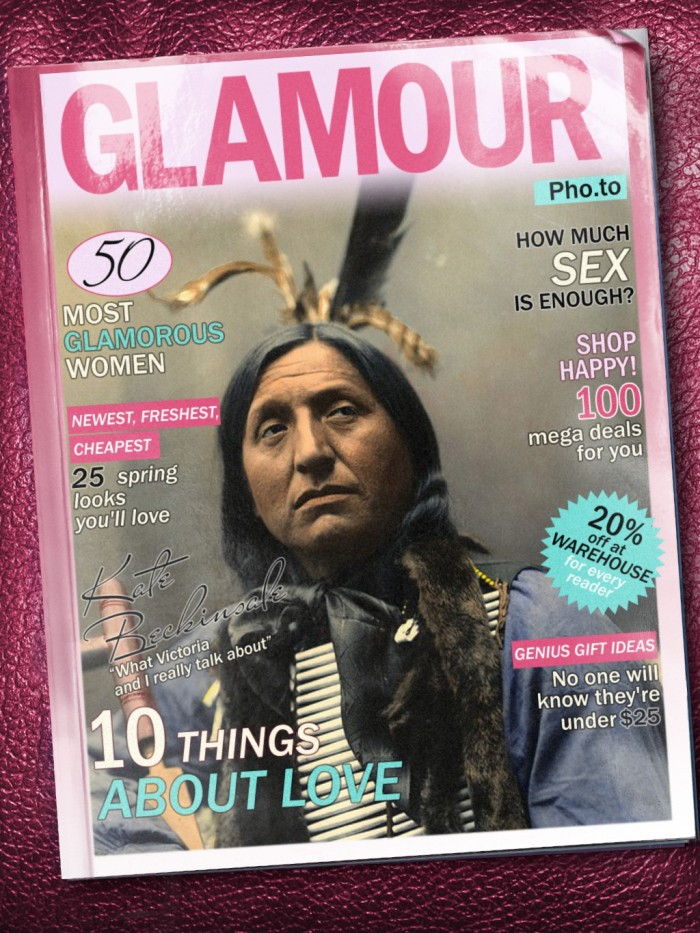 Sioux glamour
