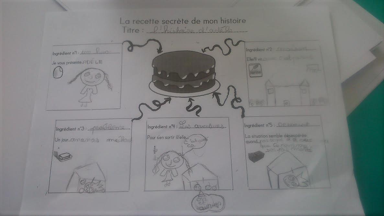 """""""L'histoire d'Adèle"""" par Maritxu"""