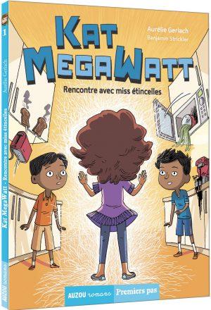 couverture Kat Megawatt