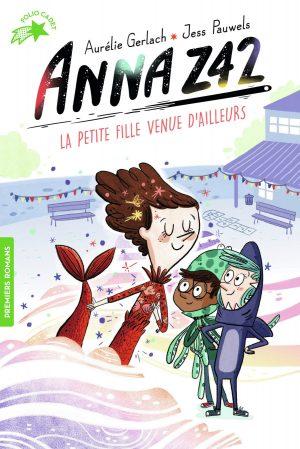 Couverture Anna Z42