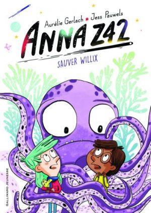couverture Sauver Willix